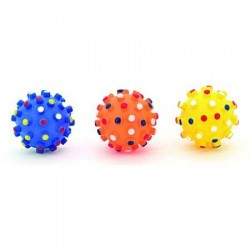 """Lilli Pet игрушка с пищалкой """"Мяч в точку"""""""