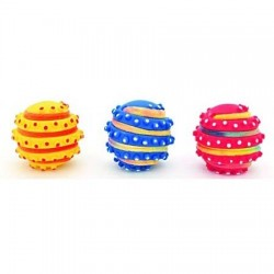 """Lilli Pet игрушка с пищалкой """"Мяч обкрученный"""""""