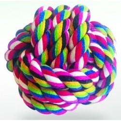 """Lilli Pet игрушка """"Мяч веревочный"""""""