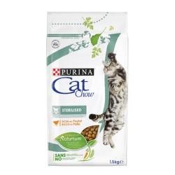 Cat Chow Sterilized
