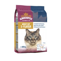 Chicopee Adult Cat Food - 3-Flavor