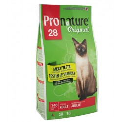 Pronature Original 28 Adult Meat Fiesta
