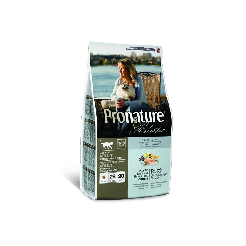 Pronature Holistic Adult Salmon & Brown Rice