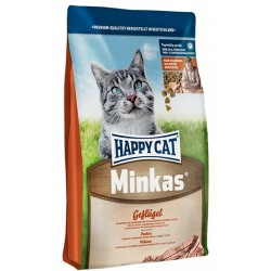 Сухой корм Happy Cat Minkas (Птица)