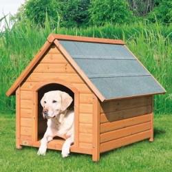 """Конура  для собаки """"TRIXIE"""" с двускатной крышей"""