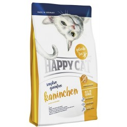 Сухой корм Happy Cat Sensitive (Кролик)