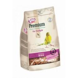 Lolo Pets Premium Корм для волнистых попугаев