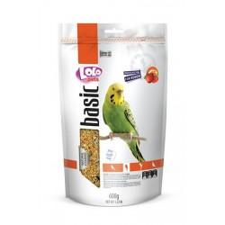 Lolo Pets Doypack Корм для волнистых попугаев (Фрукты)