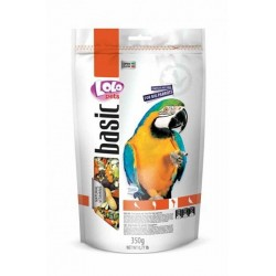 Lolo Pets Doypack Корм для крупных попугаев