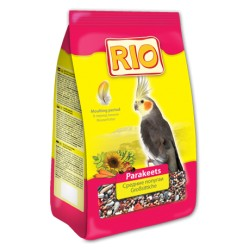 РИО для средних попугаев (линька)