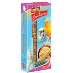 Vitapol Smakers 3в1 для волнистых попугаев
