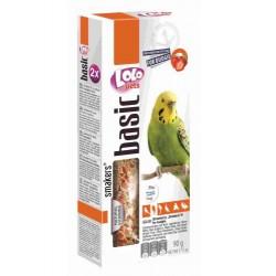 Lolo Pets Smakers для волнистых попугаев (Клубника)