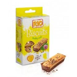 РИО бисквиты с полезными семенами, 35 гр