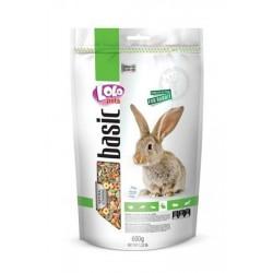 Lolo Pets Doypack Корм для кроликов