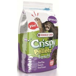 Корм Crispy Pellets Ferrets, 700 гр