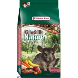 Корм  Chinchilla Nature, 750 гр