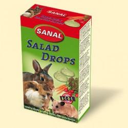 Sanal для грызунов зелень дропсы, 45 грамм