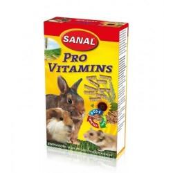 Sanal для грызунов Про-витамины, 45 грамм