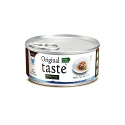 Original хлопья из 100% филе тунца в соусе