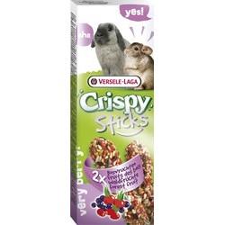 Палочки Crispy Sticks (№4, для кроликов и шиншилл), 110 гр