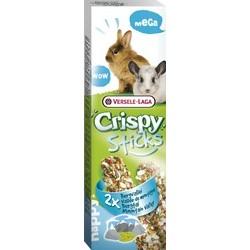 Палочки Crispy Sticks (№10, для кроликов и шиншилл), 110 гр