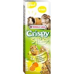 Палочки Crispy Sticks (№6, для морских свинок и шиншилл), 110 гр