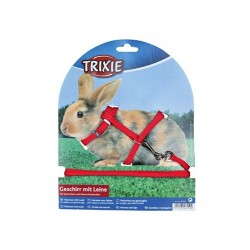"Набор ""Trixie"" (шлея+поводок) для кроликов"