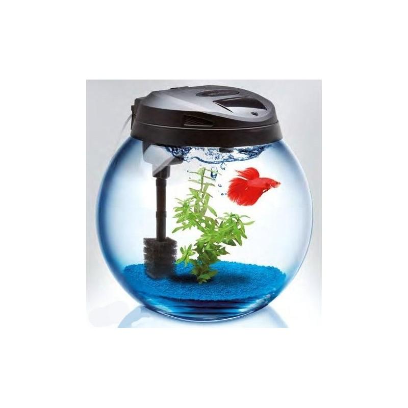 Аквариум Aquarium Bowl Sphere 37 black LT