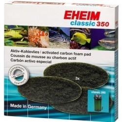 Фильтрующий материал CLASSIC 2215 /губка угольная/ 3 шт