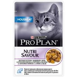 Pro Plan Влажный корм для домашних кошек (Индейка)