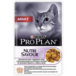 Pro Plan Влажный корм для взрослых кошек (Индейка)