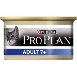 Pro Plan Adult 7+ для взрослых кошек старше 7 лет (Тунец)