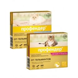 Bayer Профендер для кошек