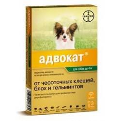 Bayer Адвокат для собак