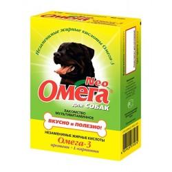 Фармакс Омега Neo для собак с протеином и L-карнитином