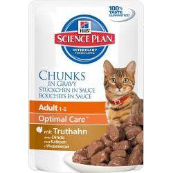 Hills Science Plan Feline Adult Turkey