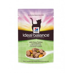 Hill′s Ideal Balance Feline Adult Turkey&Vg