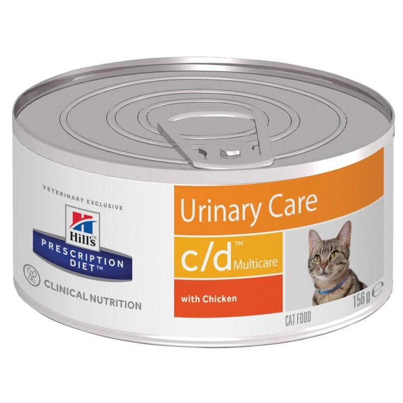 Hill′s Prescription Diet Feline c/d Mnc Chicken