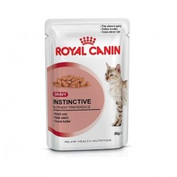 Royal Canin Instinctive (в соусе), 85 гр