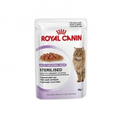 Royal Canin Sterilised (в желе) 85 гр