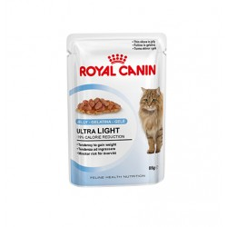 Royal Canin Ultra Light (в желе) 85 гр