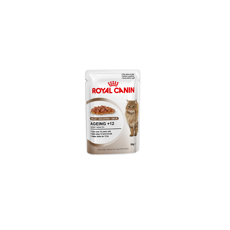 Royal Canin Ageing +12 (в желе) 85 гр