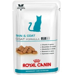Royal Canin Skin & Coat Formula, 100 гр
