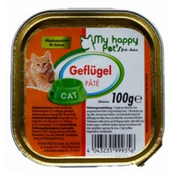 My happy Pets for Cat Курица Морковь