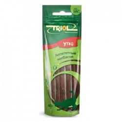Triol PT28 Колбаски из утки