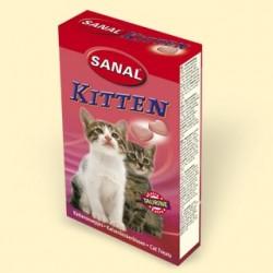 Sanal для котят, 40 таблеток