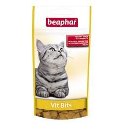 Лакомство Beaphar Vit Bits с мультивитаминной пастой, 35 гр
