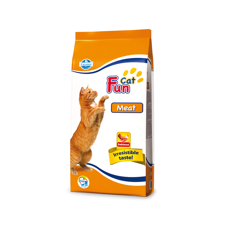 Farmina Fun Cat Meat (Мясо)