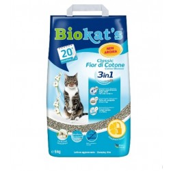 Biokat's Fior de Cotton 3 in 1