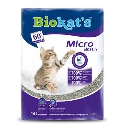 Biokat′s Micro classic наполнитель с мелкими гранулами